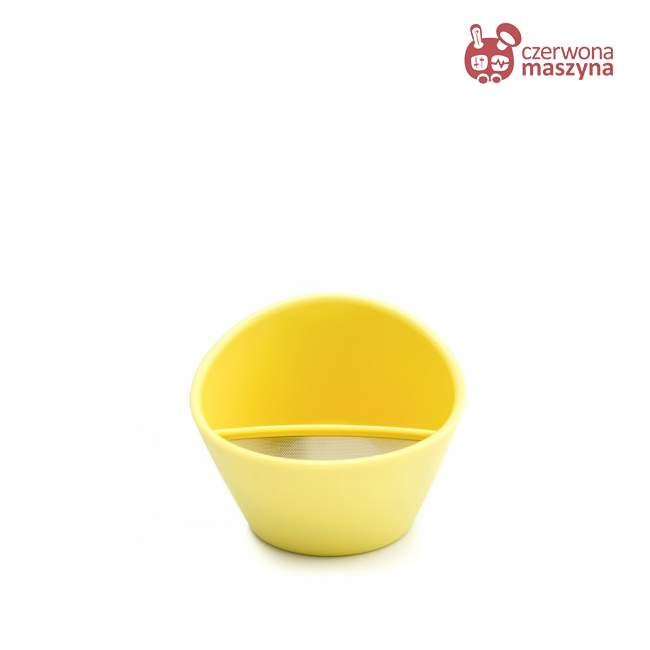 Filiżanka do herbaty Magisso, żółta