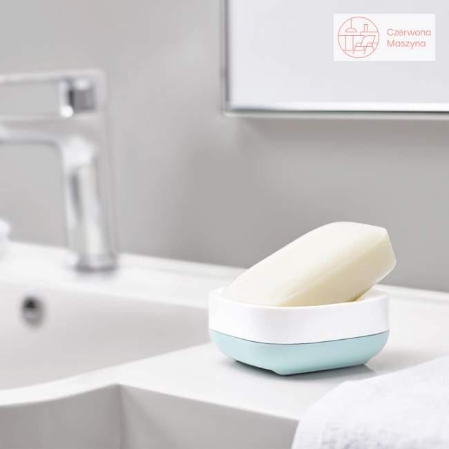 Mydelniczka Joseph Joseph Bathroom błękitna
