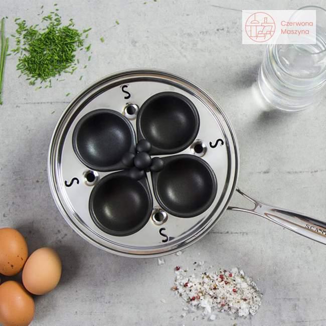 Zestaw do gotowania jajek Scanpan Impact
