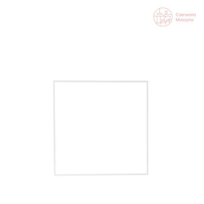 Ozdoba Menu Still kwadrat, biała