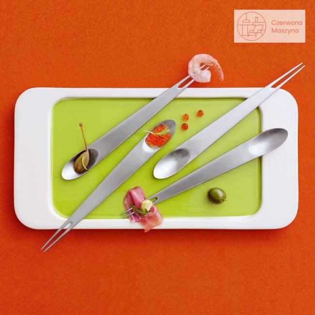 Zestaw do przekąsek, deserów i zup dla 4 osób Gense Appetize