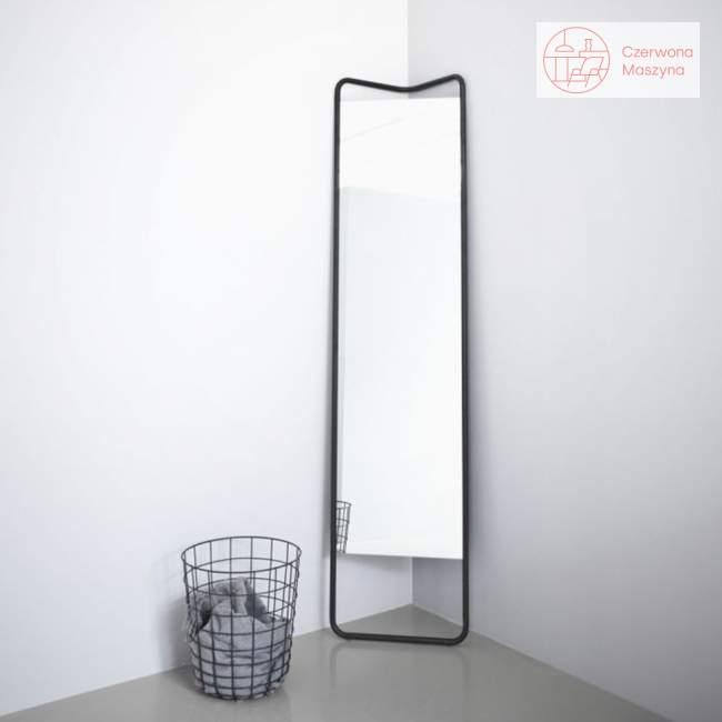 Lustro stojące Menu Kaschkasch 175 cm, czarne