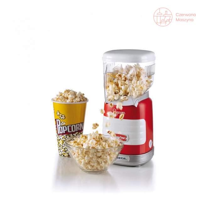 Maszyna do popcornu Ariete Party Time czerwona