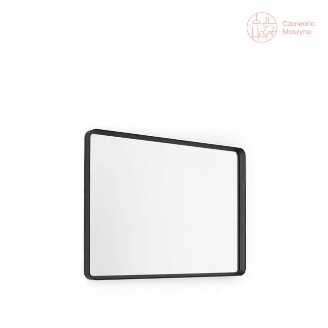 Lustro ścienne prostokątne Menu Norm 50 x 70 cm, black