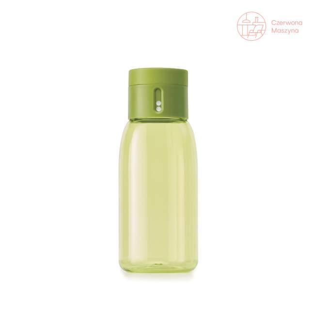 Butelka na wodę Joseph Joseph Dot 0,4 l, zielona