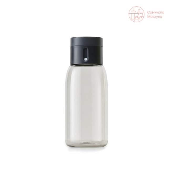 Butelka na wodę Joseph Joseph Dot 0,4 l, czarna