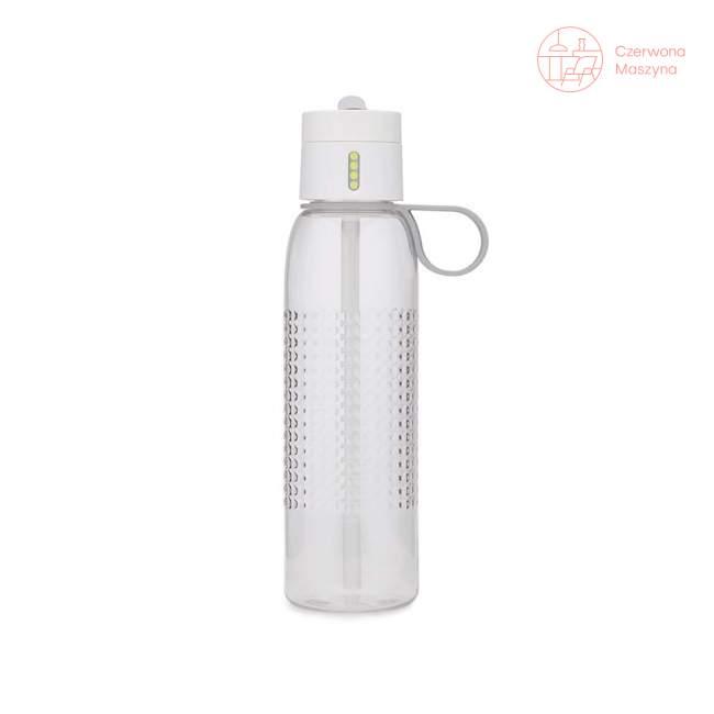 Butelka na wodę Joseph Joseph Dot 0,75 l, biała