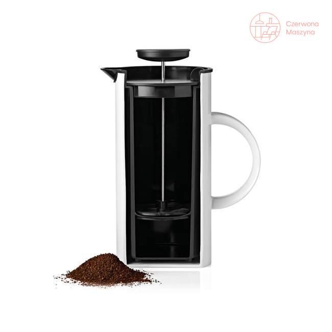 Zaparzacz do kawy Stelton, biały 1 l
