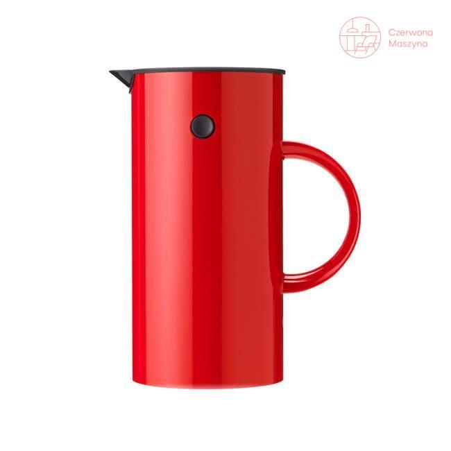 Zaparzacz do kawy Stelton, czerwony 1 l