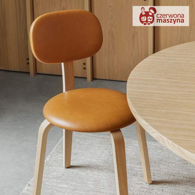 Krzesło Menu Afteroom Plus Nevotex Dakar, Natural Oak/beż