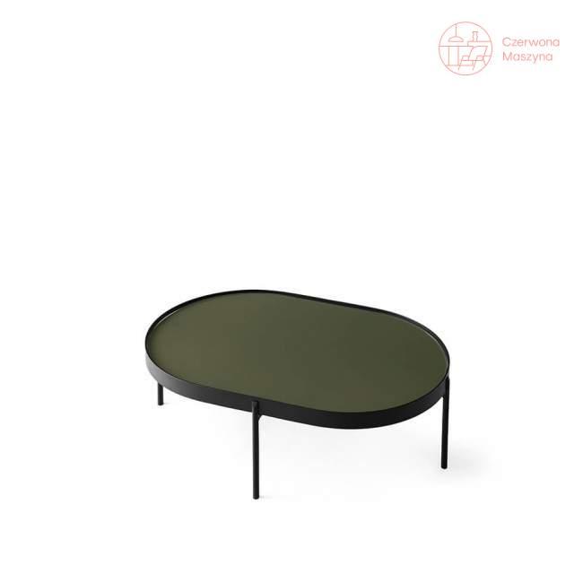 Stolik Menu NoNo 35 cm, ciemny zielony