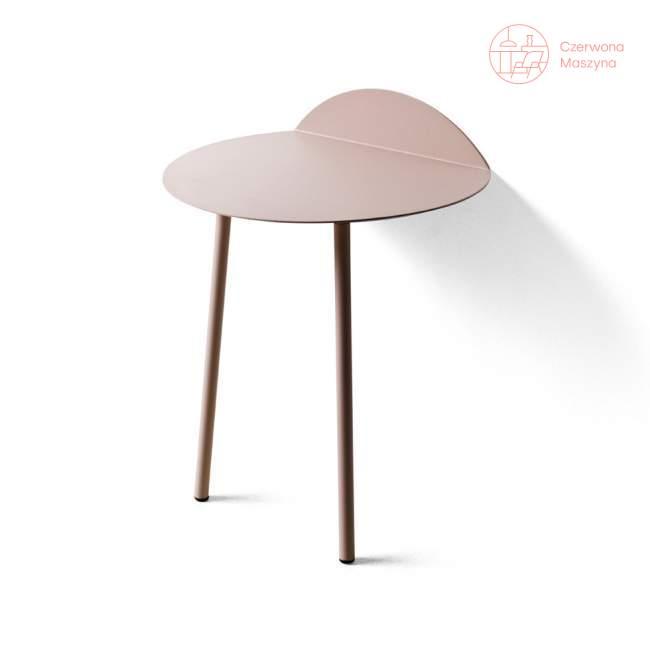Stolik ścienny Menu Yeh 53 cm, różowy