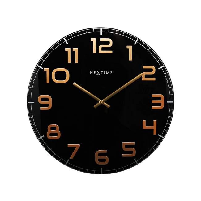 Zegar Nextime Classy Ø 30 cm, okrągły