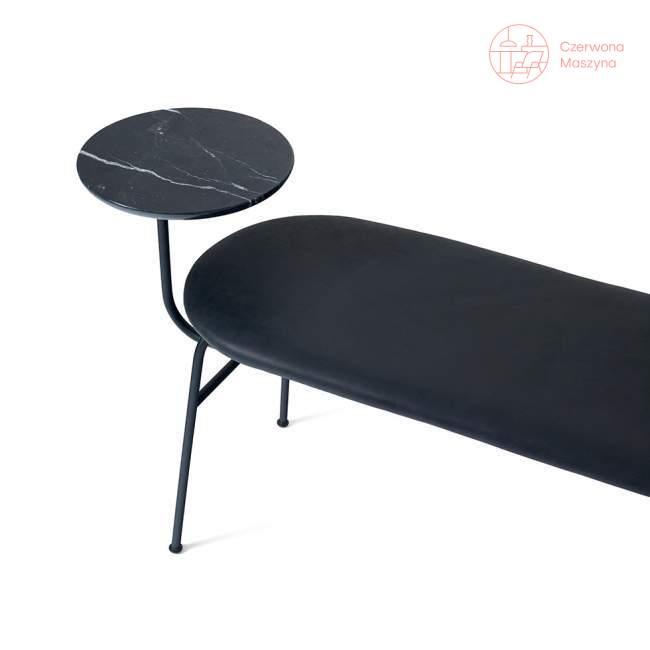 Ławka Menu Afteroom, czarna