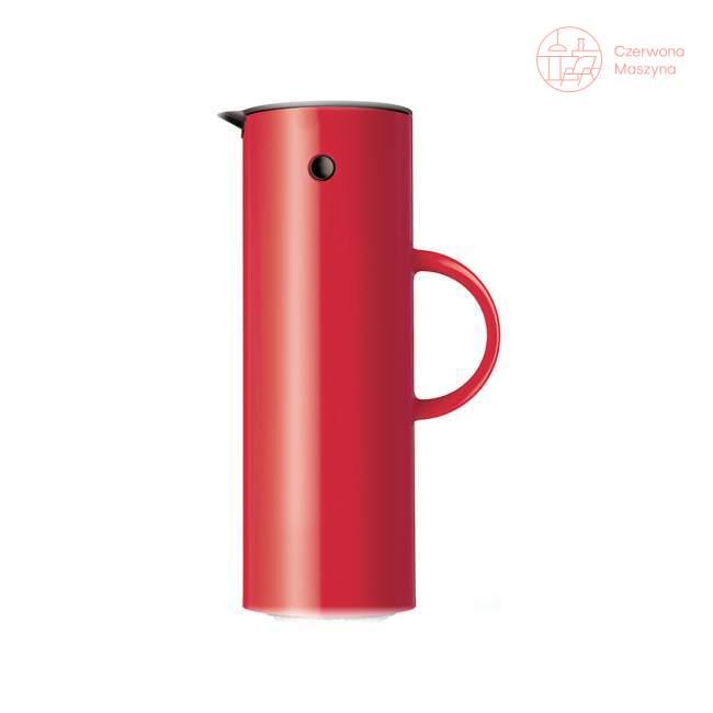 Termos Stelton, czerwony, 1 l