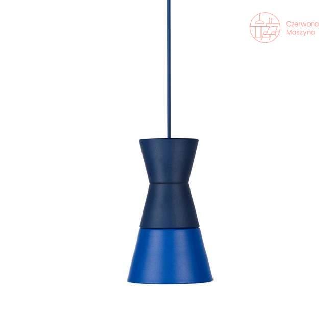 Lampa wisząca Grupa Ili Ili Gone Fishing, niebieska