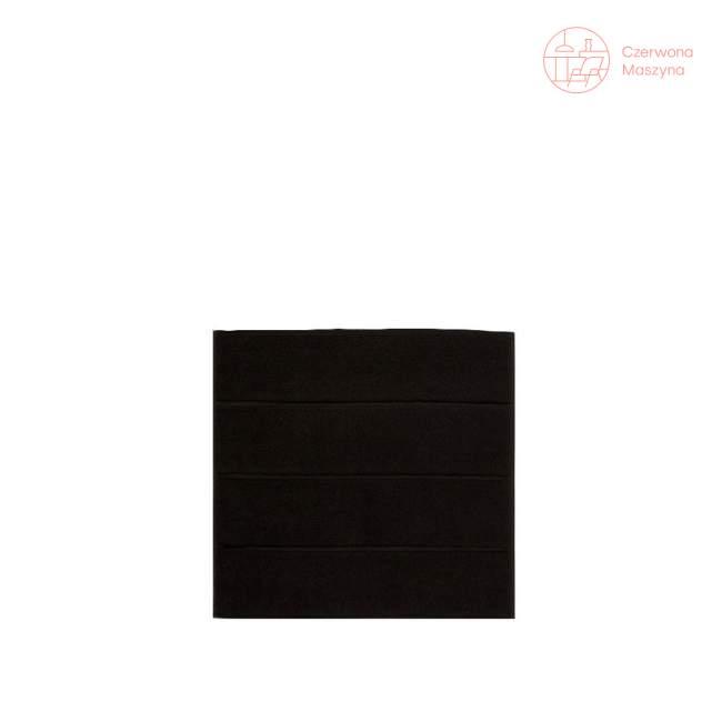 Dywanik łazienkowy Aquanova Adagio 60 x 60 cm, czarny