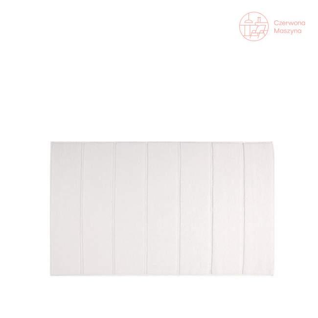 Dywanik łazienkowy Aquanova Adagio 60 x 100 cm, biały