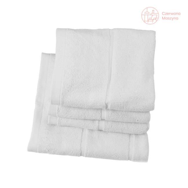 Ręcznik do rąk Aquanova Adagio 30 x 50 cm, biały