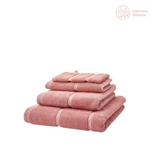 Ręcznik Aquanova Adagio 55 x 100 cm, terracotta