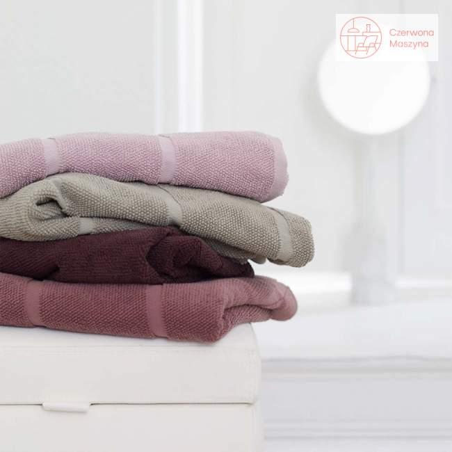 Ręcznik Aquanova Adagio 55 x 100 cm, rose wood