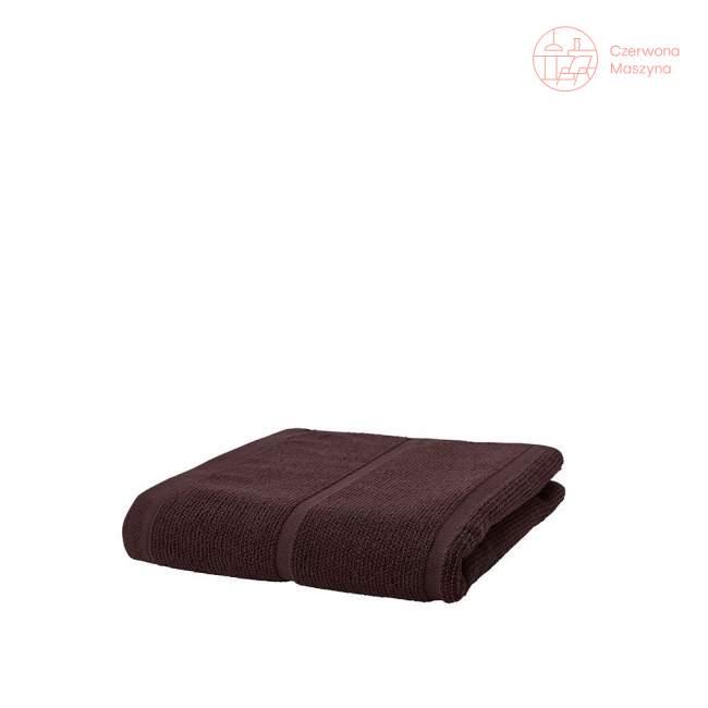 Ręcznik Aquanova Adagio 55 x 100 cm, aubergine