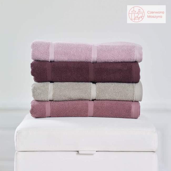 Ręcznik Aquanova Adagio 55 x 100 cm, violet