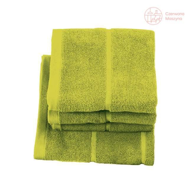 Ręcznik Aquanova Adagio 55 x 100 cm, limonkowy