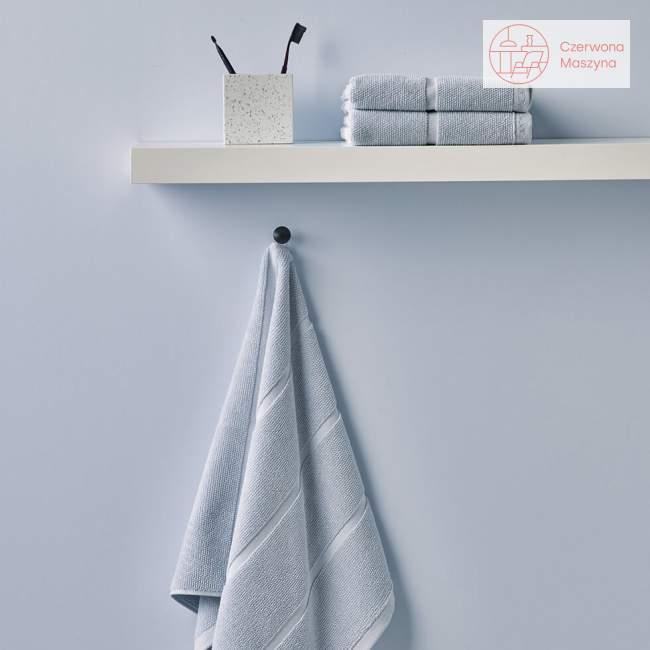 Ręcznik Aquanova Adagio 55 x 100 cm, powder blue