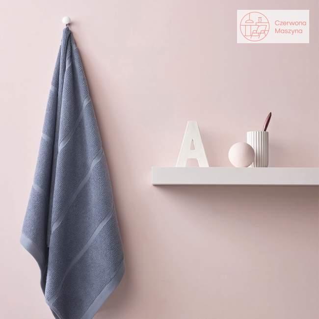 Ręcznik Aquanova Adagio 55 x 100 cm, stone blue