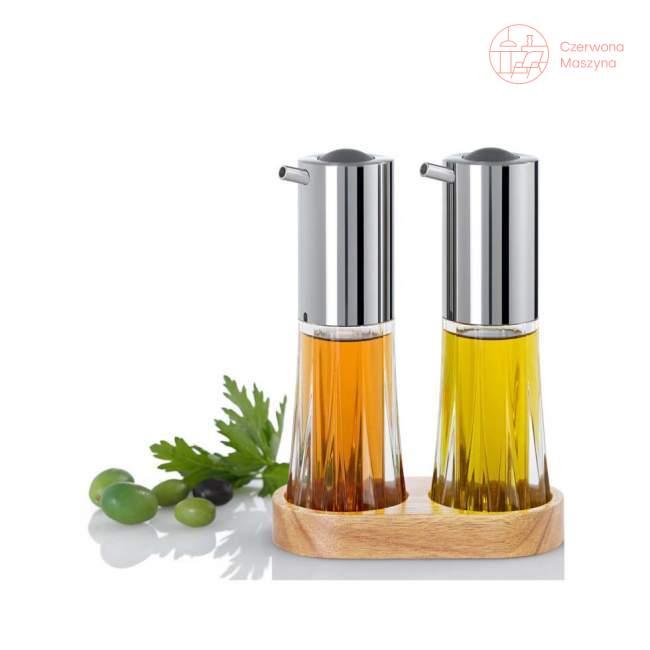 2 dozowniki do oliwy lub octu AdHoc Menage Crystal