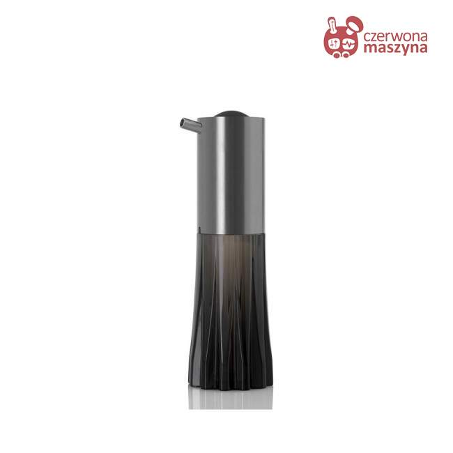 Dozownik do oliwy lub octu AdHoc Crystal, czarny