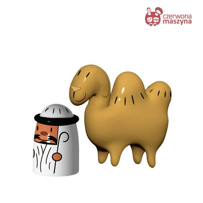 2 Figurki A di Alessi Amir & Camelus