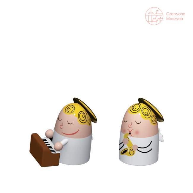 2 Figurki A di Alessi Angels Band 2