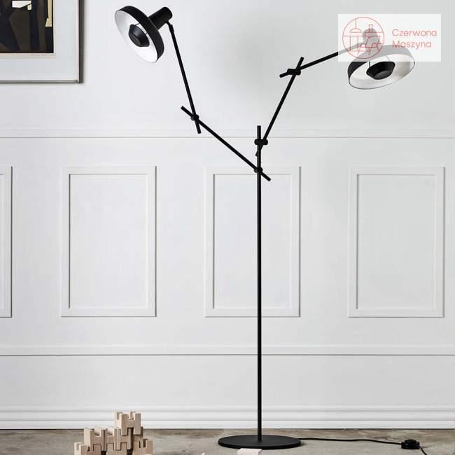 Lampa podłogowa Grupa Arigato Floor 2, czarna