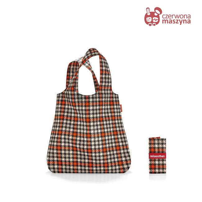 Torba na zakupy Reisenthel Mini Maxi Shopper 15 l, glencheck red