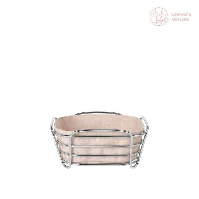 Koszyk na pieczywo Blomus Delara 20 cm, rose dust