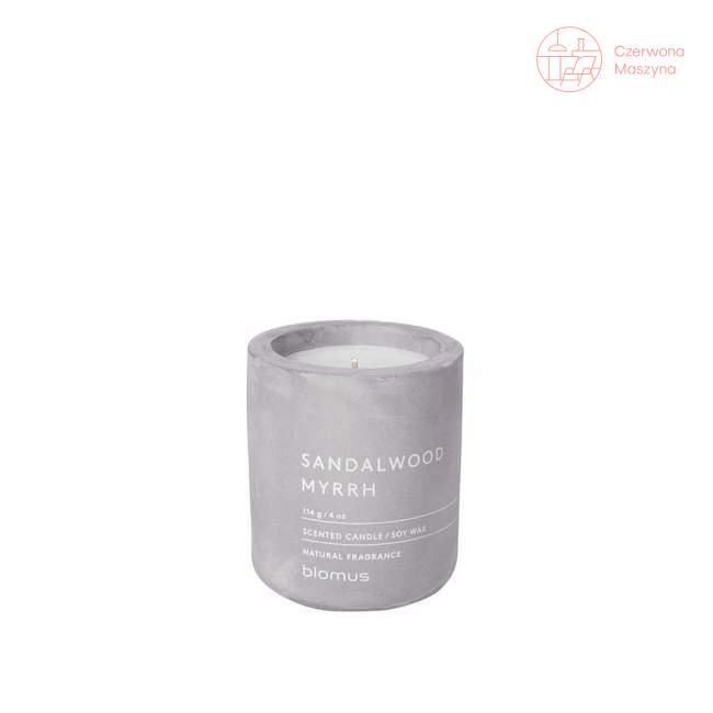 Świeca zapachowa Blomus Fraga 8 cm, Sandalwood Myrrh