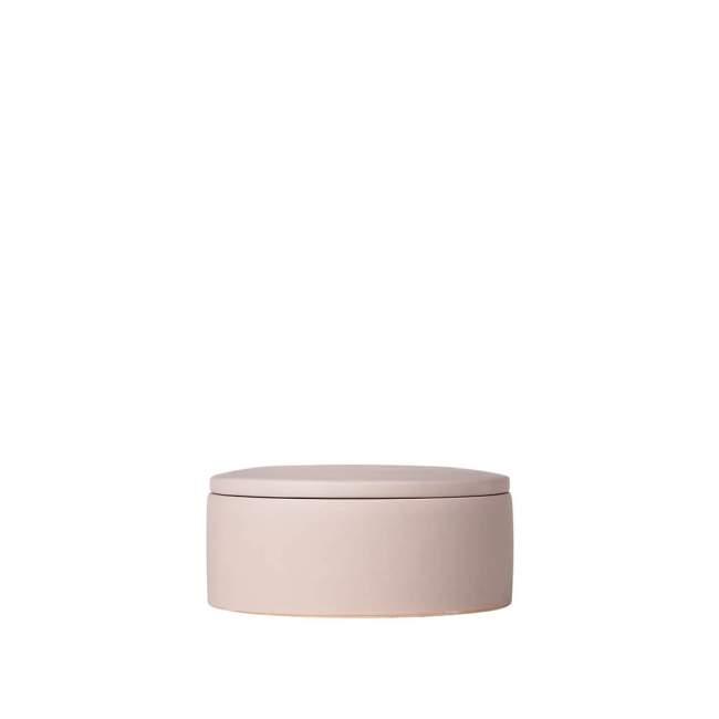 Pudełko Blomus Colora Ø 14 cm, rose dust