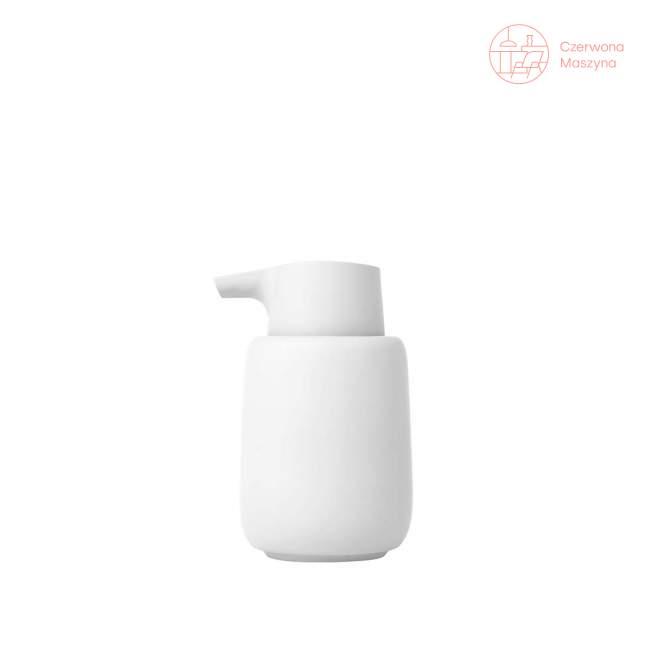 Dozownik do mydła Blomus Sono, 0,25 l, biały