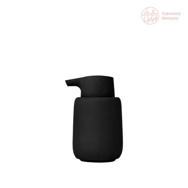 Dozownik do mydła Blomus Sono, 0,25 l, czarny
