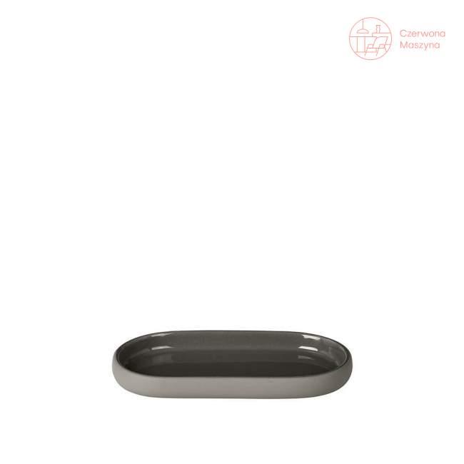 Tacka / organizer na akcesoria łazienkowe Blomus Sono taupe