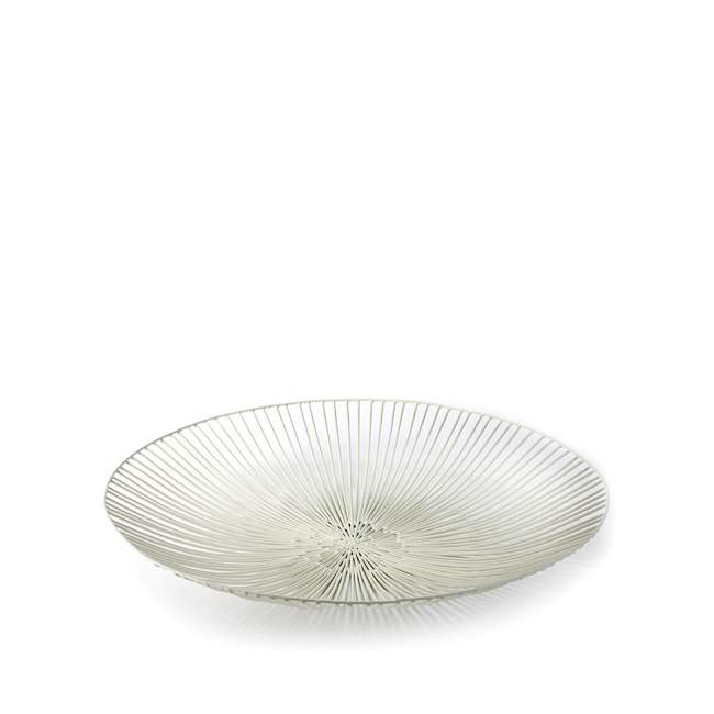 Misa na owoce Serax Edo Ø 50 cm, biała