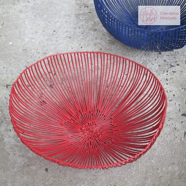 Misa na owoce Serax Tale 37 x 33 cm, czerwona