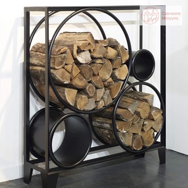 Stojak na drewno Serax, 100 cm