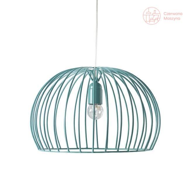 Lampa wisząca Serax Lorenza, jasnoniebieska