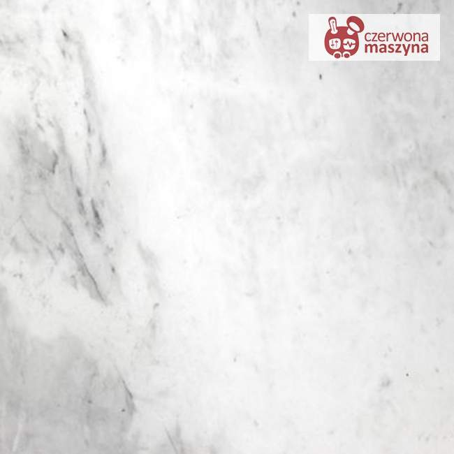 Blat Serax Junction 50 x 50 cm, biały marmur