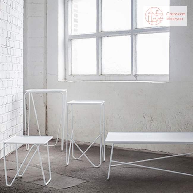 Stolik Serax Paola Navone 30 cm, biały