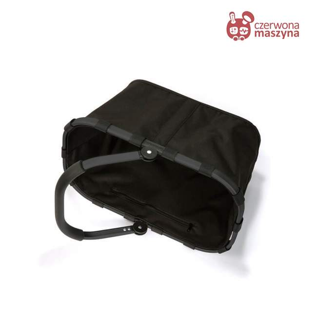 Koszyk na zakupy Reisenthel Carrybag 22 l, black