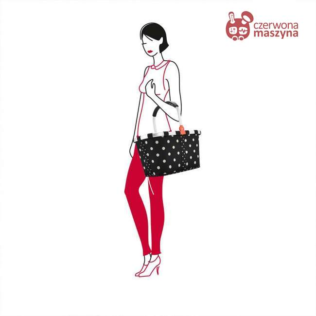 Koszyk na zakupy Reisenthel Carrybag 22 l, mixed dots